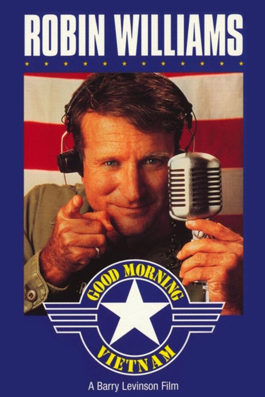 Good Morning Vietnam Plot : Good morning vietnam starring robin williams and